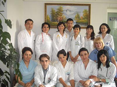 Ненецкая городская поликлиника