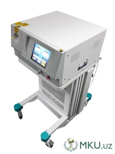 Гольмиевый медицинский лазер
