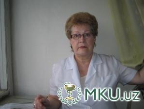 Чудаева Елена Фридриховна